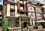 Location vacances Jinhua - Qingting Garden Villa-4