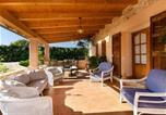 Location vacances Lloseta - Three-Bedroom Apartment in Mallorca with Pool Xviii-2