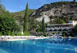 Camping avec Site nature Castellane - Origan Village-3