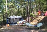 Camping avec Ambiance club Castellane - Camping Le Ruou-4