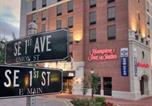 Hôtel Lake City - Hampton Inn Suites - Gainesville Downtown-1