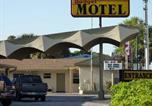 Hôtel Titusville - Budget Motel - Titusville-2