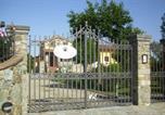 Hôtel Civitella in Val di Chiana - B&B Maesta' Di Cudino-3
