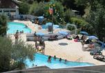 Camping avec Ambiance club Vallon-Pont-d'Arc - Camping Le Fondespierre-1