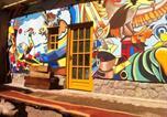 Hôtel Humahuaca - Giramundo Hostel-2