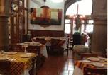 Hôtel Pátzcuaro - Hotel Los Escudos-3