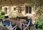 Location vacances Monpazier - Holiday Home St. Avit Riviere with a Fireplace 01-2
