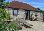 Location vacances Hellingly - Hayreed Barn Cottage-1