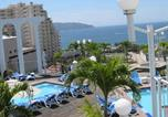 Hôtel Acapulco - Sirenas Express Acapulco-1