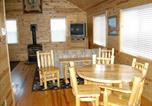 Location vacances Deadwood - Vacation Homes at Cole Cabins-2