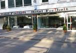 Hôtel Cologne - Hotel Freiheit-1