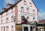 Hôtel Fahrenbach - Hotel-Gasthof-Destille-Eisenbahn-1
