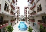 Hôtel Hurma - Roza Apartments 2-4