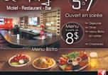 Hôtel Baie-Comeau - Motel Le Portage-2