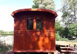 Location vacances Monts - La roulotte de Camille-1
