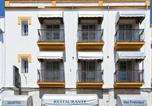 Location vacances Llerena - Hostal San Francisco-1