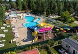 Camping avec Parc aquatique / toboggans Allonnes - Domaine De Dugny-2