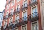 Hôtel Lamarque-Pontacq - Hôtel du Rocher-1