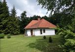 Location vacances Węgorzewo - Domek Perełka nad jez. Mamry-1