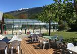 Camping  Acceptant les animaux Thonon-les-Bains - Camping Qualité l'Eden de la Vanoise-1