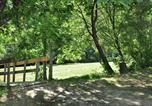 Camping avec Hébergements insolites Sète - Camping Les Cerisiers du Jaur-3