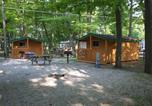 Villages vacances Elkhart Lake - Plymouth Rock Camping Resort One-Bedroom Cabin 2-1