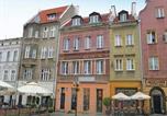 Location vacances Olsztyn - Apartment Olsztyn Stare Miasto-1