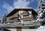 Location vacances Adelboden - Apartment Helios 2. Stock-1