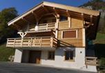 Location vacances  Haute Savoie - Chalet Panorama 001