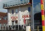 Hôtel Borkum - Suite Hotel Villa Erika-4