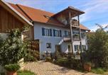 Location vacances Straubing - Ferienwohnung Aumbach-1