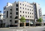 Hôtel Niigata - Hotel&Office Sotokukan-3