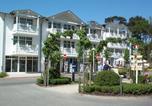 Location vacances Baabe - Apartmentanlage-Strandhotel-1