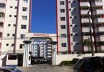 Location vacances Quatro Barras - Quartos em Apto Condo Residence-1
