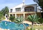 Location vacances Benitachell - Holiday home Tarraula Ii Jávea-4