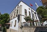 Hôtel Bahçelievler - Adalya Su Hotel-2