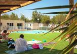 Camping avec Piscine Hérault - Camping Le Roucan West-1