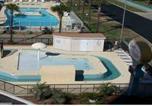 Villages vacances Myrtle Beach - Wave Rider Resort-3