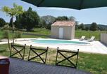 Location vacances Les Granges-Gontardes - Holiday home Malataverne 39-1
