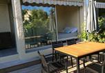 Location vacances Saint-Cyr-sur-Mer - Appartement et Jardin Cosy-2