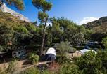 Camping  Acceptant les animaux Bouches-du-Rhône - Camping La Vallée Heureuse-1
