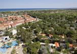 Camping avec Quartiers VIP / Premium Port-Vendres - Homair - La Palmeraie-2