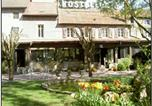 Hôtel Etang-sur-Arroux - Hostellerie du Vieux Moulin-3