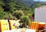 Location vacances La Orotava - Holiday Home Villa Flor del mundo-3