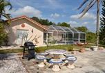 Location vacances Port Charlotte - Water front heated pool-Spa free Wifi-4