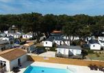 Camping avec Quartiers VIP / Premium Saint-Denis-d'Oléron - Campiotel des Dunes-1