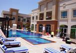 Hôtel Ras Al-Khaimah - One to One Clover Hotel & Suites-1