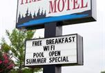 Hôtel Madison Heights - Timberlake Motel-1