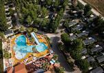 Camping avec Parc aquatique / toboggans Narbonne - Homair - Les Sablines-2