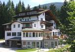 Location vacances Sankt Martin am Tennengebirge - Wanderhotel Das Waldheim-1